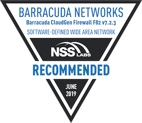 SD-WAN NSS Labs Recommendation