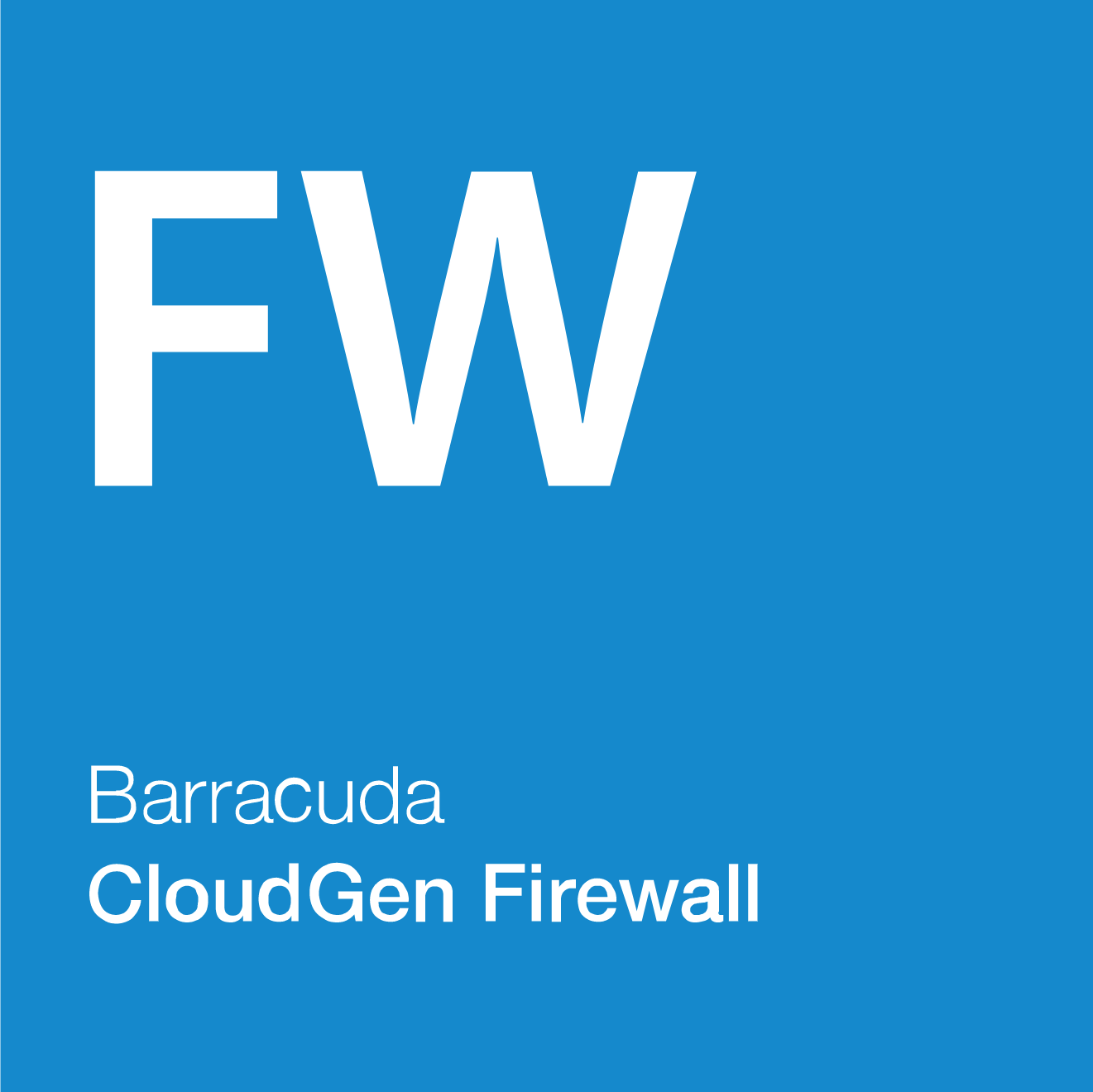 CloudGen Firewall